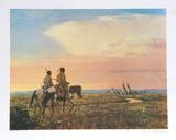 Return Of The Hunters Edizione limitata di Duane Bryers