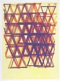 Rythm Series IV Stampa da collezione di Leo Bates