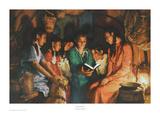 Gospel Stories Kunst af Michael Dudash