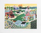 Eisenhower Farm at Gettysburg Edición limitada por Kay Ameche