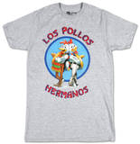 Breaking Bad - Los Pollos Hermanos Tshirts