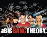 The Big Bang Theory Posters
