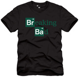 Breaking Bad - Logo Camiseta