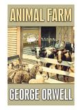 Animal Farm Posters por George Orwell