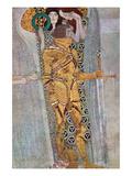 The Beethoven Frieze 2 Pôsters por Gustav Klimt