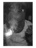 溶接機 アート : アンセル・アダムス