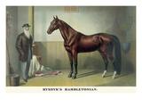 Rysdyk's Hambletonian Prints by  Currier & Ives