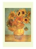 Sunflowers Prints by Vincent van Gogh