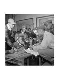 Tuskegee Airmen Plakater