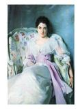 Lady Agnew Premium Giclee Print by John Singer Sargent