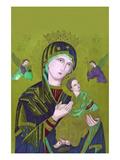 S. Maria De Perpetuo Succursu Print