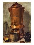 The Water Tank Posters by Jean-Baptiste Simeon Chardin