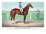 Ready for the Signal Posters by  Currier & Ives
