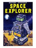 Space Explorer Prints
