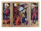 Paumgartner Altar, the General View Poster by Albrecht Dürer