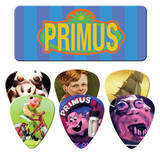 Primus - Logos Guitar Picks Plectrums