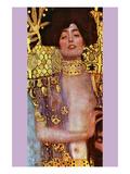 Judith Giclée-Premiumdruck von Gustav Klimt