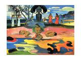 Mohana No Atua Poster von Paul Gauguin