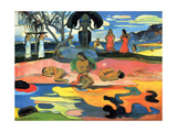 Mohana No Atua Art by Paul Gauguin