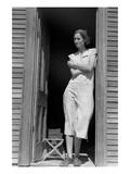Migratory Laborer's Wife Poster af Dorothea Lange