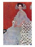 Fritza Reidler Klimt Giclée-Premiumdruck von Gustav Klimt