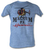 Magnum Pi - Flyin Solo T-Shirts