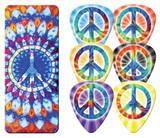 Peace Guitar Picks iPhone 6-Schutzhülle