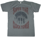 Back To The Future - Saves The Day Camisetas