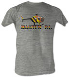 Magnum Pi - Chopper Toon T-shirts