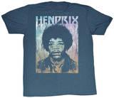 Jimi Hendrix - Kiss The Skyline Camisetas