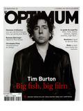 L'Optimum, March 2004 - Tim Burton Poster av Jan Welters