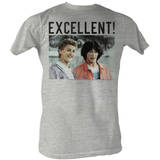 Bill & Ted's Excellent Adventure -  Excellent T-Shirt
