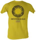 USFL - Denver Gold T-skjorte