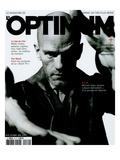 L'Optimum, October 2004 - Michael Stipe Schilderij van Jérôme Schlomoff