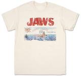 Jaws - Island T-skjorter