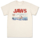 Jaws - Island T-shirts