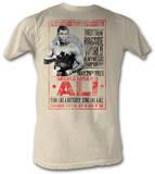 Muhammad Ali - 1965 Poster T-Shirt