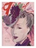 L'Officiel, March 1941 - Rose Valois Posters tekijänä  Lbenigni