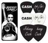 Johnny Cash - Young Man Guitar Picks iPhone 6-Schutzhülle