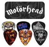 Motorhead - Motorhead Guitar Picks Palhetas para guitarra e violão