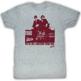 The Blues Brothers - Mission Statement T-skjorte