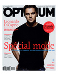 L'Optimum, February 2005 - Leonardo Dicaprio Poster by Tom Munro