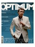 L'Optimum, April-May 2002 - Bryan Ferry Est Habillé en Gucci, Montre Polex Pósters por Benoit Peverelli