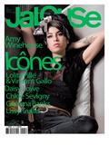 Jalouse, November 2007 - Amy Whinehouse Posters van Elina Kechicheva