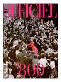 L'Officiel, November 1995 - Brigitte Bardot Pôsters por Marcio Madeira