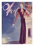 L'Officiel, December 1938 - Nina Ricci ポスター :  Lbenigni