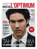 L'Optimum, September 2011 - Tahar Rahim Prints by Greg Williams