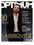 L'Optimum, October 2000 - Mathieu Kassovitz Est Habillé Par Ralph Lauren Prints by Paul G. Chantrel