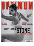 L'Optimum, December 1998-January 1999 - Sharon Stone Giclée-Premiumdruck von Herb Ritts Visages
