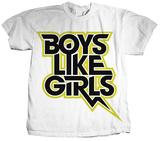 Boys Like Girls - Bolt T-paidat